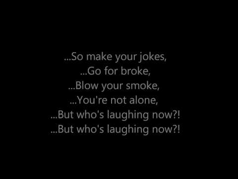 Who's Laughing Now - Jessie J [Lyrics On Screen]