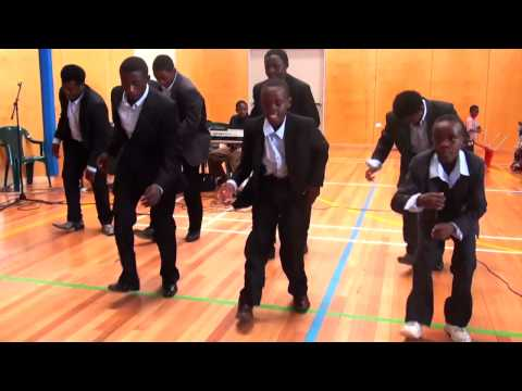 Watewure by: Australia burundi Choir 2014