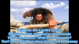 "download lagu Maui ""you're Welcome"" gratis"