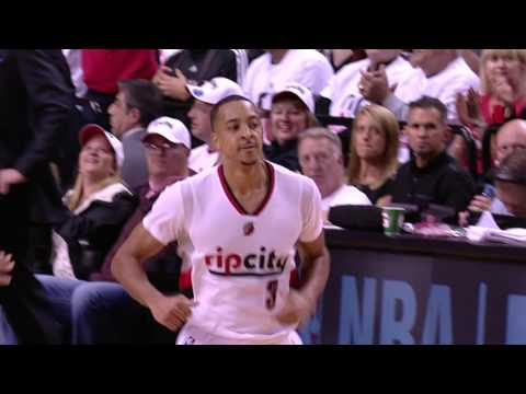 CJ McCollum, Damian Lillard, Lead Portland Past Chris Paul and the Clippers