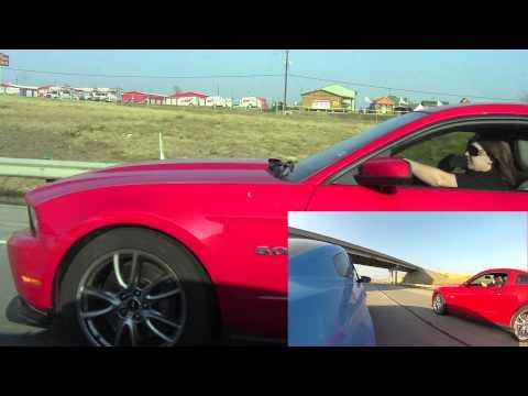 BOLT ON BATTLES: 2010 Mustang GT vs 2011 Mustang GT