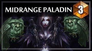 Hearthstone Midrange Paladin StrifeCro - Self silence #3