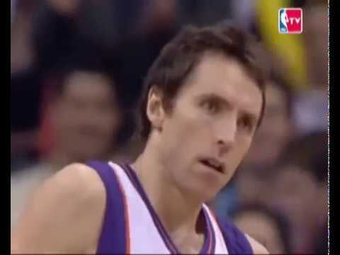 Steve Nash's MVP performance