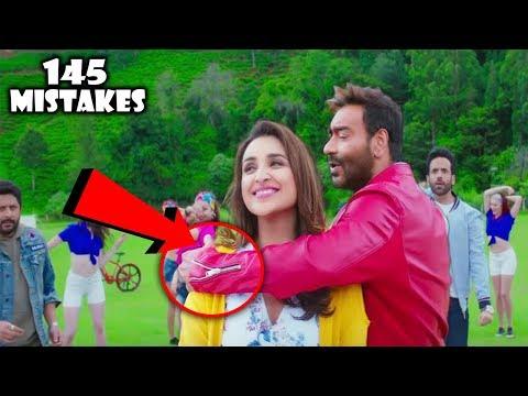 "(145 Mistakes) In Golmaal Again - Plenty Mistakes in ""Golmaal Again"" Full Hindi Movie | Ajay Devgn thumbnail"