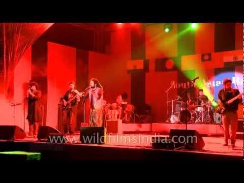 NASYA sings Ustad Nusrat Fateh Ali Khans great composition-...