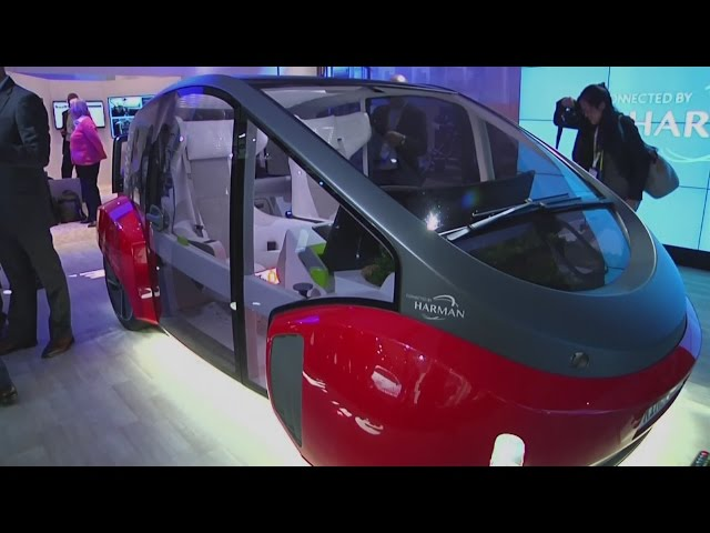 Voice-activated cars with 'emotional engines' at CES