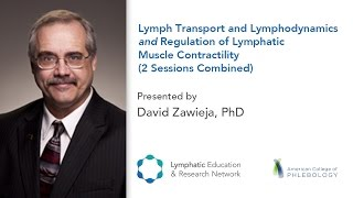 Lymph Transport and Lymphodynamics & Regulation of Lymphatic Muscle Contractility - LE&RN & ACP