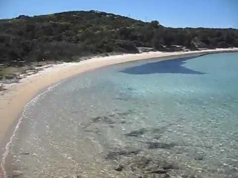 23/04/2012: la bellissima spiaggia di Li Piscini (ARZACHENA)