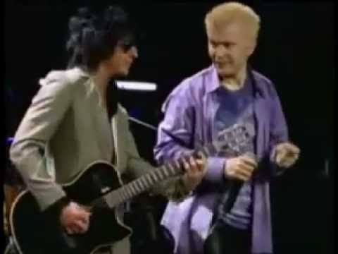 Billy idol & Steve Stevens -rebel yell (unplugged)