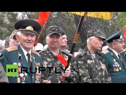 Одесса отмечает День Победы
