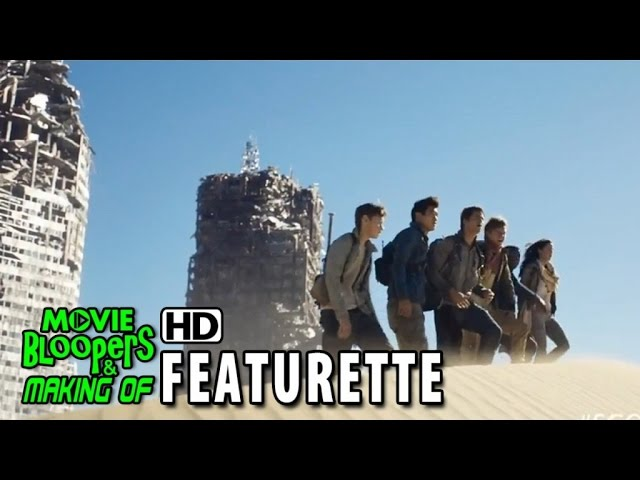 Maze Runner: The Scorch Trials (2015) Featurette - Bite Sized Questions