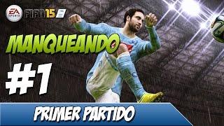 GAMEPLAY FIFA 15   Español   1080p   Primer partido en FIFA 15   Xbox One
