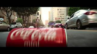 Coca Cola Super Bowl 2016 Commercial Hulk vs Ant Man HD