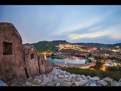 Jaipur (Rajasthan) - Pink City