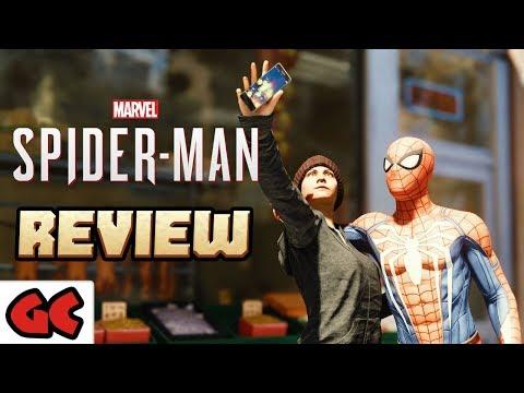 Spider-Man   Review // Test (Spoiler frei)