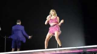 Full HD Best Highlights of Taylor Swift 1989 World