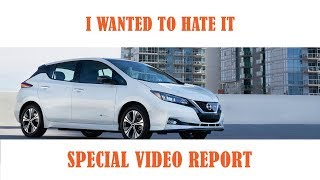 NISSAN LEAF PLUS - I WANTED TO HATE IT