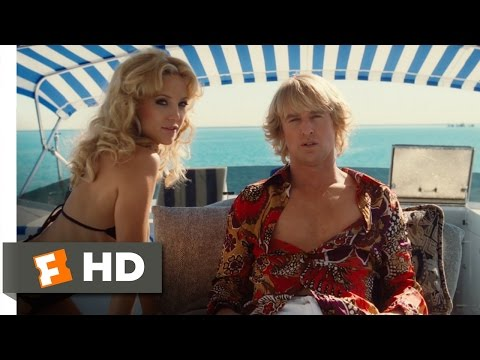 You, Me and Dupree (8/10) Movie CLIP - Fishing Fantasy (2006) HD