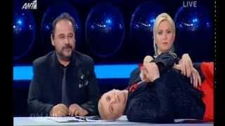 Gossip-tv.gr Οι κριτές του YFSF έπεσαν στο πατωμα απο τα γελια