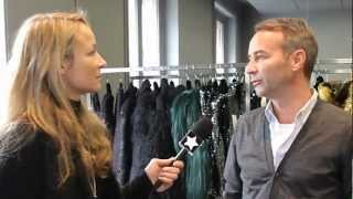 GUY LAROCHE -- F/W 2012 INTERVIEW BY INDIRA CESARINE FOR THE UNTITLED MAGAZINE