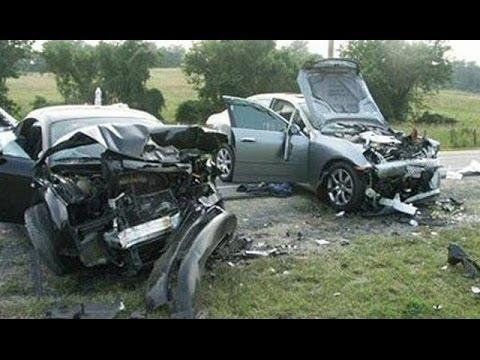 Ku przestrodze 2016 - Wypadki samochodowe na żywo [+18]
