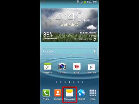 Samsung Galaxy S3/S4/S5/Light - Beginners Guide Tutorial