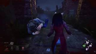 Dead by Daylight Saw DLC Reverse Bear Trap Dying State Death