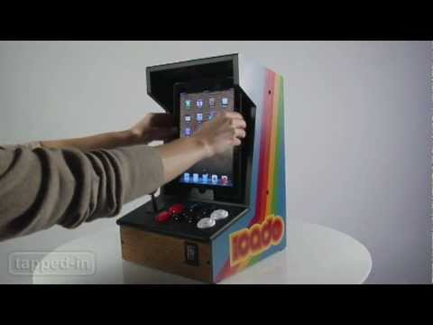 Tapped-In iPad: iCade