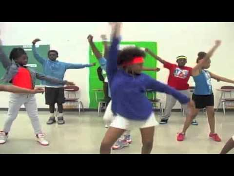 Nae Nae Angles Dance Carr Lane VPA Middle School
