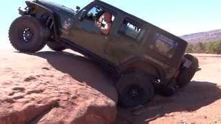 Jeep Wrangler JK 4x4 adventure Metal Masher off road Moab