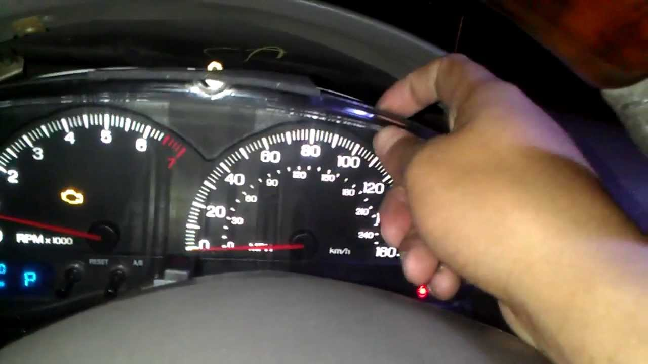 Changing Lincoln Ls Cluster Led S Youtube