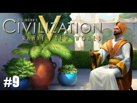 "Civilization 5 Brave New World LP - Immortal Arabia - #9 ""Proselytizing""- Celtic Gamer"