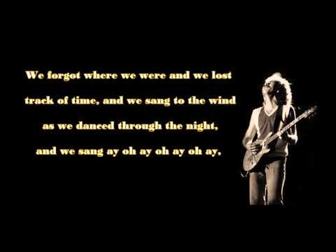 Santana ft. Chad Kroeger - Into the Night