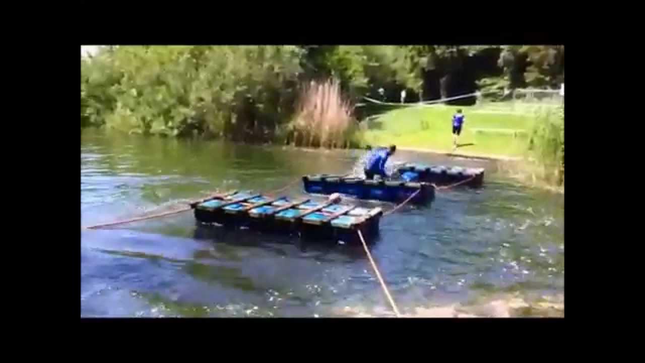Escape Raft Great Escape The Rafts