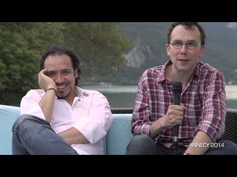 Annecy 2014 - Alexandre Astier et Louis Clichy