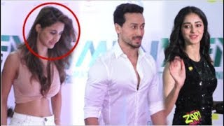 Disha Patani JEALOUS After Boyfriend Tiger Shroff AVOIDS Her While With Ananya Panday