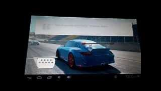 """REAL RACING 3"" ANDROID 