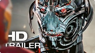 THE AVENGERS 2: Age Of Ultron Trailer [2015] Marvel