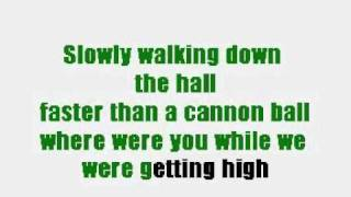 Oasis - Champagne Supernova - Real Karaoke with lyrics