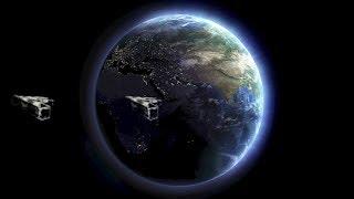 Científico de la NASA revela: Naves de la Federación Galáctica se ocultan detrás de la Luna