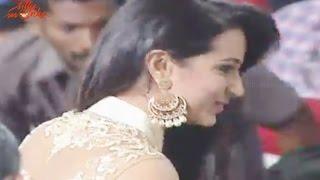 gorgeous-trisha-entry-lion-audio-launch-live-balakrishna-radhika-apte-mani-sharma