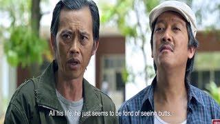 Xem Một Phút Vui Cả Ngày 2018 -  Già Gân, Mỹ Nhân và Găng Tơ - Hài Hoài Linh, Trường Giang