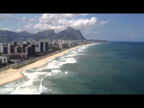Rio de Janeiro Flyover 2 (Aug 2012)