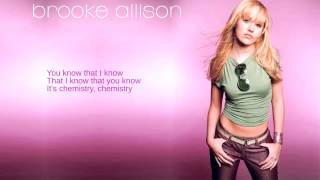 Watch Brooke Allison Perfect Chemistry video