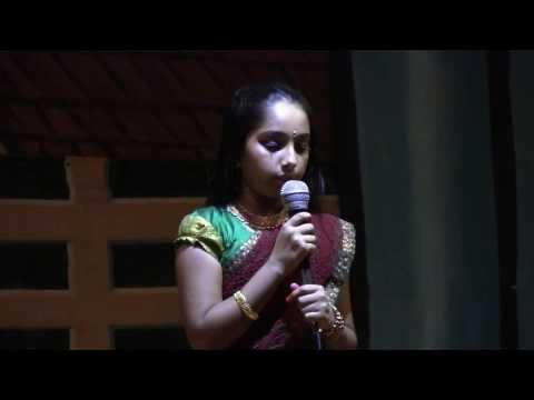Muthachan Kavitha Read By Vasundara Kurup video