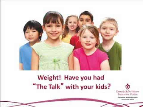 Childhood Obesity Webinar - Protect Your Child's Health NOW and In the FUTURE
