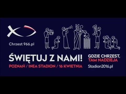 GDZIE CHRZEST, TAM NADZIEJA - Pieśń Jubileuszowa Obchodów 1050 - Lecia Chrztu Polski