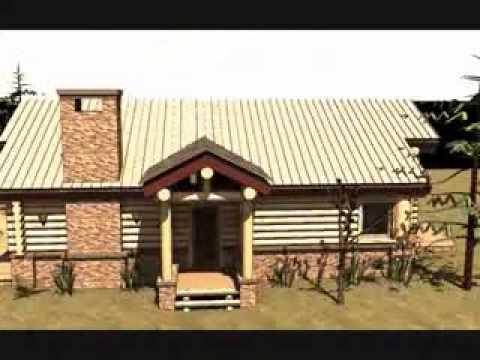 The eagles nest log home design by gravitas log cabin for Eagle nest home designs