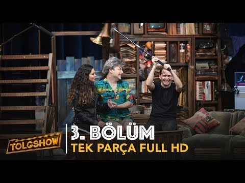 TOLGSHOW 3. Bölüm   Tek Parça Full HD (Bipsiz)