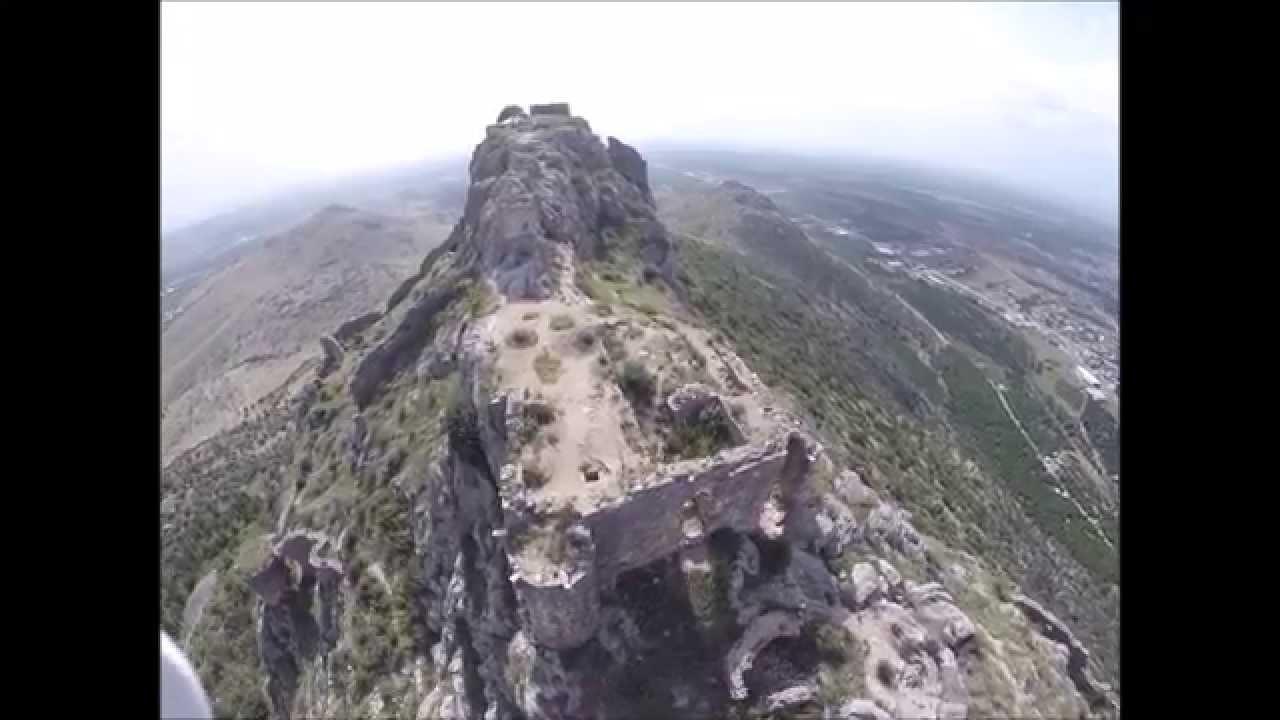 Sites in Adana, Turkey-Kozan (Sis)Castle -DJI Phantom 2 ...